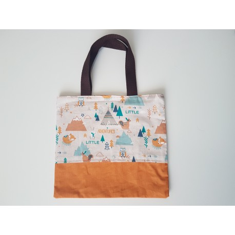 Mini Tote Bag Tipis